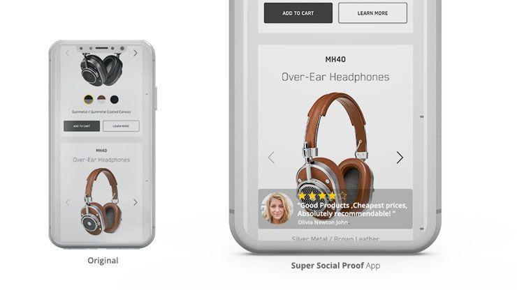 Super Social Proof for Shopify
